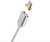 Nylon Magnetic Charger Cable&Data Transmisson Cable Samsung HTC LG Huawei Sony Xiaomi Nokia Moto Andriod Phone