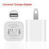 Buy USB Travel Charger US Plug AC Power Adapter Wall Home samsung galaxy note HTC Huawei tablet LG Smartphone