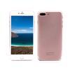 Buy Real Fingerprint Goophone I7 Plus 5.5 inch MTK6580 Quad Core Android 6.0 3G WCDMA 16GB+1GB 1920*1080 QHD Screen Unlocked Cellphone High Qua