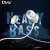 Buy Ubit M8 In-Ear Heavy Bass Earphone 10MM Microphone 3.5mm Jack Sports Music Earphones Headset IPhone Huawei Xiaomi Sony
