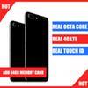 Buy Jet balck goophone i7 plus fingerprint 4g lte octa core 4.7/5.5inch 1920*1080 2gb ram 16gb rom add 64gb memory card show 128GB 16mp camera