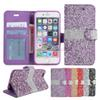 Buy iPhone 7 Galaxy ON5 Wallet Diamond Case 6 LG K7 Stylo Bling Crystal PU Leather Card Slot Opp Bag