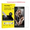 Buy 9H 2.5D Premium Tempered Glass Screen Protector Film Lenovo A2010 A1000 A6000 A7000 K3 Note S660 Vibe Lite Shock-proof Cover