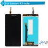 Buy -Original Lenovo K3 Note LCD Display Touch Screen Digitizer K50 Assembly +Tools