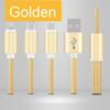 Buy Nylon Braided USB Charger Cable 3in1 Micro/Type-c 1.2M type-c phone Xiaomi mi5s htc Samsung