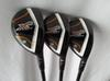 Buy X2 HOT Hybrid Golf Clubs 19 inch/22 inch/25 inch Degree R/S-Flex Graphite Shaft Head Cover