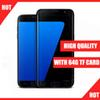 Buy 1:1 Goophone S7 EDGE 4G LTE Octa core 5.5inch IPS Curved Screen 1920*1080 1G RAM 16G ROM add 64GB TF CARD 16MP china smartphone