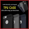 Buy iPhone 7 plus / 6s Phone Case Protective TPU Soft Creative All-inclusive Opp Package
