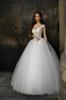 Buy 2016 Vintage Ball Gown Floor Length wedding dress Sweetheart Neck Backless ball gowns Appliques Top Classical Castle Style