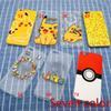 Buy Pikachu Series Cases Iphone 7/7P/6/6PLUS Poke Pet CushionCartoon Tpu Soft Shell Drop Resistance XL-P012