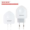 Buy USB Wall Charger iphone 5 6 7 Dual Ports Travel Micro Adapter 2.1A EU US Smartphone ipad Xiaomi Tablet