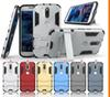Buy Armor TPU PC Hard Case Samsung Galaxy C5 A9 Pro LG K5 Stylus 2 LS775 MOTO G5 G4 Plus Huawei Honor Magic P9 Hybrid Stand ShockProof Cover