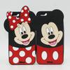 Buy 3D Cute Cartoon Mickey Minnie Mouse Silicone Rubber Back Cover Phone Case Iphone 4S 5 5S 6 6S 7 Plus Samsung Galaxy S3 S4 S5 S6 S7 Edge