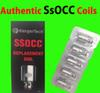 Buy Authentic Kanger SSOCC Coil replacement coils Organic Cotton Coils 1.5 ohm 0.5ohm VS OCC coil Toptank Mini subvod starter kit