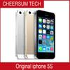 Buy Free DHL Apple iphone 5S Mobile phone LTE Dual core 4.0 inches 1G RAM 16GB 32GB 64GB ROM 8MP IOS low price