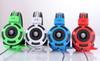 NWE F15 luminous earphone gaming headphones surround stereo headset headband 4 color high quality mic 3.5MM Jack universal use 7-XF