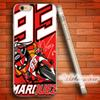 Buy Coque Marc Marquez Motogp Red 93 Soft Clear TPU Case iPhone 6 6S 7 Plus 5S SE 5 5C 4S 4 Silicone Cover.