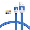 Buy Colourful USB 2.0 Sync Charging Data Cable Samsung Huawei HTC Lenovo LG Android Mobile Phones Noodle Lines USBC118