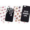 Buy Kylie Jenner Call Phone Case Iphone 7/7Plus 6s Plus Soft TPU Cases 5/5s Clear XL-M149