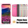 Buy Clear Cover Cellphone Case PC Back Phone Apple iPhone 7 7plus Samsung S8 series HUAWEI P10
