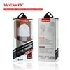 Buy WEWO 2Ports Dual USB Power Adapter Smart Mobile Phone Charger Portable Desktop Xiaomi iPhone Samsung retail package