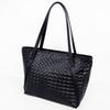 Buy Women Handbag Woven Genuine Leather Shoulder Handbags Luxury Designer Ladies