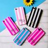 Buy 2017 Victoria Stripes Pink Red Phone Cases Secret iPhone 4 4s 5 5s Se 6s 6 Plus 7 7Plus Soft Cover Silicone