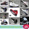 Buy Retro 5s V ranging bull Oreo men basketball shoe Sneaker 2016 red black white metallic Purple Grape sizes 36-47 Sport