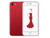 Buy Goophone Red i7 4.7 inch Quad core real 1G 8G Show fake 3G 128GB smartphone 4G lte unlocked clone phone