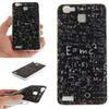 Buy Huawei Ascend P8 Lite Smart Honor 8 Y5 II Y3 Y6 Y625 5A Fashion IMD Owl Flower Skin Soft Clear TPU Gel Rubber Back cover case 1