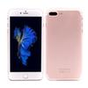 Buy Goophone i7 plus 5.5 inch MTK6582 Quad Core Show 2G 128GB phone fake 4G lte Android 6.0 3G call clone