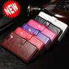 Buy Oil Retro Crazy Horse Wallet Leather Flip Case Samsung Galaxy A3 2017 A5 A7 A320 A520 Purse Card Stand Pouch Phone Cover 5