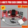 Buy 2016 HOT Newest Original E-MATE PRO EMMC TOOL support BGA -153/169, -162/186, -529, -221 Chip