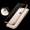Buy Cases iphone7 7plus mobile phone shell plating TPU soft new iphone6 6s 6plus 6splus all-inclusive protective cover 7PLUS matte.