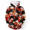 Buy - Cool Kid Goku Paparazzi 3D Hoodies Pullovers Men Women Anime Sweatshirt Dragon Ball Z Hooded Sweatshirts Swag Hoodie