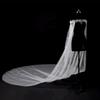 2018 Off Shoulder 3M Cathedral Train Wedding Bridal Wraps Applique Lace Crystal Pearls With 3d Flowers Wedding Bridal Capes
