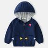 Spring 2019 new boys Coat Boys jacket long sleeve hooded Kids Jackets Children Outwear kids designer clothes Boutique Boys Clothing A2921