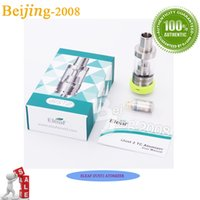 100% Authentic new Eleaf Ijust 2 TC Tank Ismoka Ijust2 Sub 0...