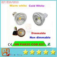 2015 Brand New COB 9W PAR20 Led Lights Bulb 500- 560 Lumens 1...