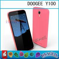 Doogee Y100 mtk6582 Quad Core Smartphones RAM 1GB ROM 8GB 8+...