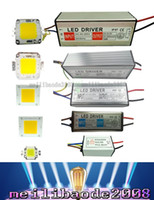LED SMD Chip ampoule 10W 20W 30W 50W 100W Driver de LED High Power Supply LLWA001 étanche