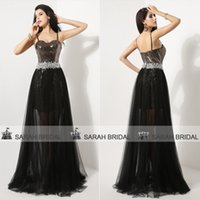 2015 Cheap In Stock Prom Evening Dresses Under 90$ Spaghetti...