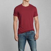 fashion mens short sleeve t shirts man cotton tops tees Pop ...