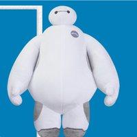 Hot Baymax Plush Toys 7 inch 18cm Big Hero 6 Baymax Cute Stu...