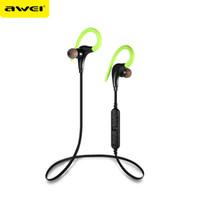 Awei A890BL Sport Earphone In- ear Bluetooth 4. 0 Wireless Hea...
