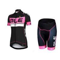 ALE Cycling Jerseys With Bib None Bib Set 4 Colors Women ALE...