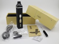 Titan 2 сухой травы Ecigarette испарителем мод Snoop Dogg г травяные испарители электронные сигареты электронные воска Vape ручка с LCD Micro ecigs коробки
