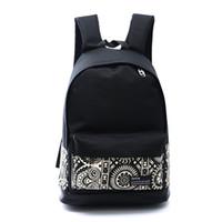 Boys Girls Unisex Canvas Nylon Rucksack Backpack Travel bags...