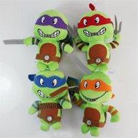 EMS 100PCS Anime Cartoon Tmnt Teenage Mutant Ninja Turtles P...