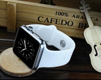 Подключение SmarWatch DM09 MTK2502C Смарт Часы Bluetooth IPS сенсорный экран с магнитным зарядом наручные часы для IOS и Android
